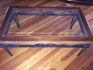 Coffee Table w/ 1 End Table