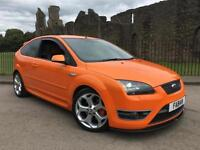 2007 Ford Focus 2.5 ST-2 ORANGE **Only 45,000 Miles FSH - Stage 2**