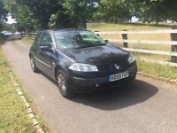 2005 55 Renault Megane 1.6 VVT Oasis ***CHEAP CAR*** LOW MILEAGE