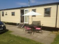 3 Bedroom Caravan for Rent Seton Sands