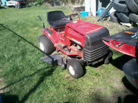 15 hp lawn tractor