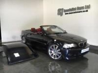 2004 [53] BMW M3 manual convertible **46K FULL BMW HISTORY** Hardtop!