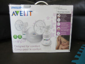 Avent Electric Breast Pump --- 160$
