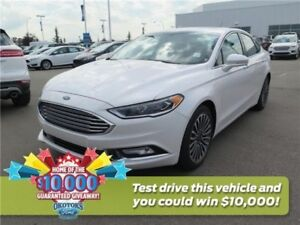 2017 Ford Fusion SE  SE 1.5l FWD with Start/Stop, Sunroof