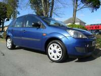 FORD FIESTA 1.4 TDCi 2007 STYLE ONLY 80,000 MILES COMPLETE WITH M.O.T HPI CLEAR