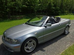 2005 BMW 3-Series Cabriolet