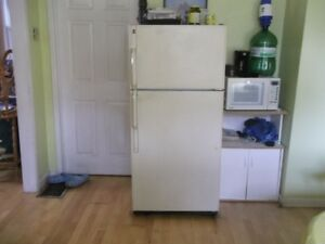 Free Fridge -You pick it up Posted: Sept 15/2017 5:40pm