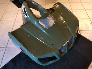 For sale, Arctic Cat front plastic (used)