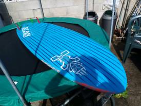 Star board pocket rocket 8.5 carbon sup/stand up paddle board