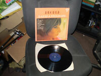 Barbra Streisand/people 33 tour Lp