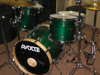 Ayotte Custom Maple Drums