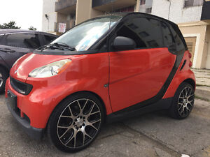 2008 Smart Fortwo Coupe (2 door) private sell low mileage