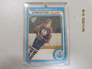 WayneGretzkyCEdmontonOilersRookieCard O-PEE-Chee 1979 BestOffer