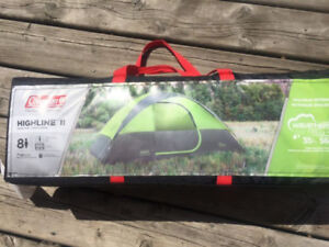 Brand New Coleman 8 Person Tent