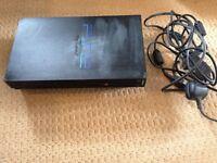 Black Sony PlayStation 2