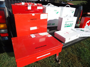 First Aid Kits Large Medium and Small metal cabinets Peterborough Peterborough Area image 5