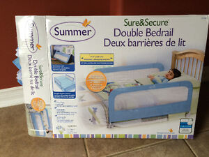Summer infant double bed rails