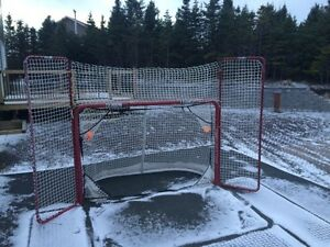 Outdoor Hockey Net