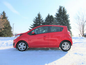 2014 Chevrolet Spark- Hatchback w/ 8 BRAND NEW TIRES INCLUDED!!