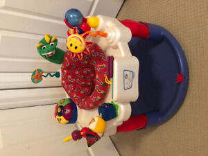 Graco Baby Einstein exersaucer; new condition