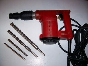 HILTI TE-22 ROTARY HAMMER DRILL WITH ACC