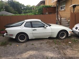 Porsche 944 for parts or project
