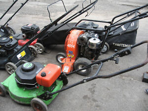 Repairs to Lawnmowers and all other power equipment