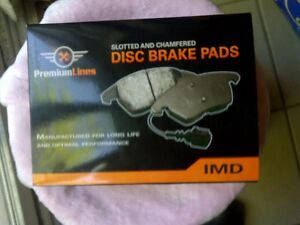 Dodge Grand Caravcan Front Brakes Pads