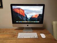 "21.5"" Apple iMac 3.06 GHz Intel Core 2 Duo 6GB Ram 1TB HDD"