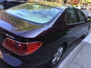 Lexus ES 330 2005 Automatic 128000 Km