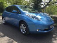 Nissan Leaf Ev Auto 5dr ELECTRICITY AUTOMATIC 2013/13