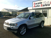 2003 BMW X5 V8 4.6is AUTOMATIC ONLY 92,000 MILES, FULL SERVICE HISTORY