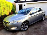 **CLEAN** 2007 FORD MONDEO TITANIUM 1.8 TDCI GREY/ SILVER 5 DOOR MANUAL HATCHBACK