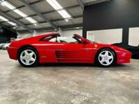 1993 K FERRARI 348 3.4 GTB 2D 320 BHP
