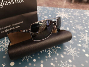 Brand new Burberry Sunglasses just exchanged at Sunglass Hut