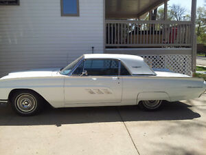 1963 Ford Thunderbird Coupe (2 door)