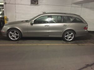 Mercedes Benz 2004 4Matic wagon