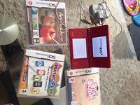 Used Red Nintendo DSi