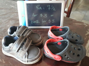 little feet shoes different sizes