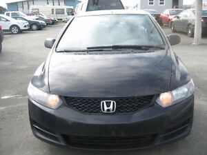 2011 Honda Civic Coupe 103,000 KMS...FINANCING AVAILABLE