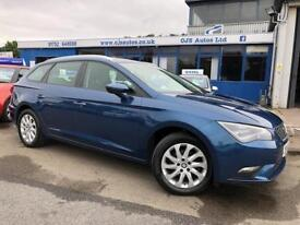 Seat Leon Tdi Se Technology Estate 1.6 Manual Diesel