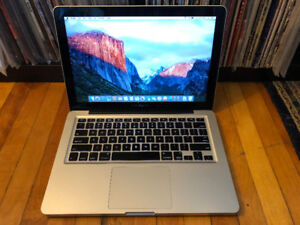 Apple MacBook Pro Mid 2009 CD2 2.26GHz 4GB RAM 250GB HDD