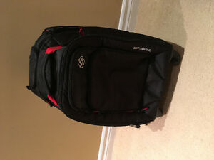 Samsonite backpack. Cambridge Kitchener Area image 1