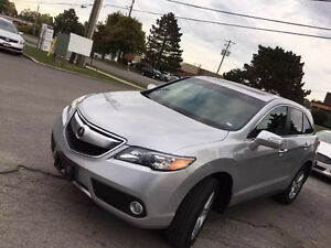 2014 Acura RDX Fully load Techpack SUV, Crossover
