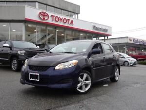 Toyota Matrix Upgrade Package 2010