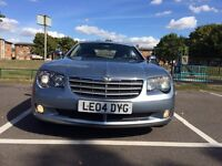 CHRYSLER CROSSFIRE LPG GAS CONVERTED TAXED MOTED AND INSURED TO DRIVE AWAY BARGAIN