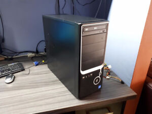 Gamer - 4 Coeur 3Ghz - RAM 8Go - Disc 500Go - Win7 -  Skyrim