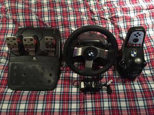 Volant Logitech G27 PC/PS3