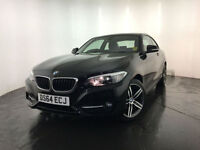 2014 64 BMW 218D SPORT COUPE DIESEL 141 BHP SERVICE HISTORY FINANCE PX WELCOME