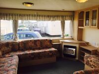New year party - static caravan holiday at sand le mere near hull